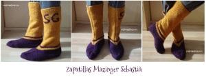 Zapatillas Mazinger