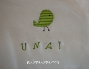 onesie_bird_detail