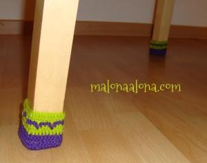 calcetines mesa