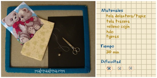 materiales_cojín