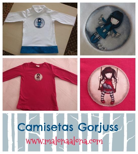 camisetas Gorjuss_presentacion